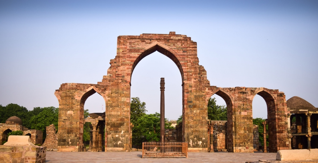 Birth of Iron Pillar